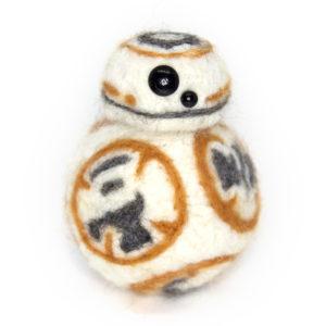 Needle Felt BB-8