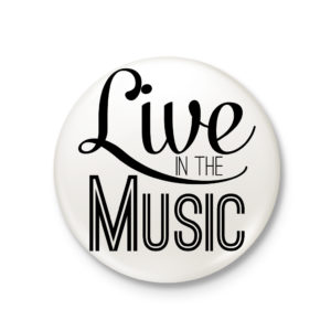 Live in the Music Pinback