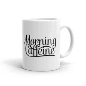 Morning Caffeine Mug
